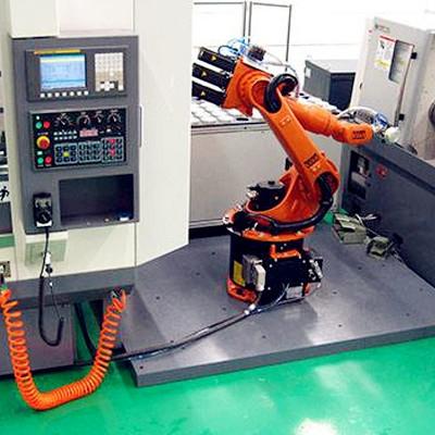 芜湖车床上下料机器人