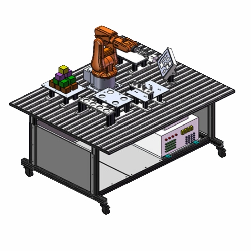 机器人实训台