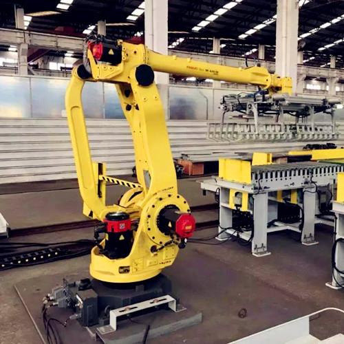 全自动码垛机器人的控制系统